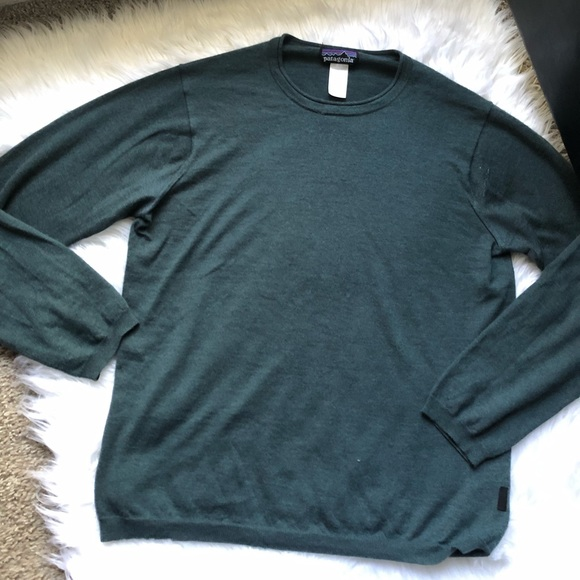 Patagonia Other - Patagonia 100% Cashmere Sweater